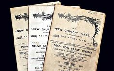 """The Wipers Times was a trench magazine that was published by soldiers fighting on the front lines of the First World War.   In early 1916, the 12th Battalion was stationed in the front line at Ypres, Belgium, and came across a printing press abandoned by a Belgian who had, in the words of the editor, """"stood not on the order of his going, but gone."""" A sergeant who had been a printer in peacetime salvaged it and printed a sample page. The paper itself was named """"Wipers"""" slang for Ypres itself."""