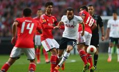 Watch Benfica vs Tottenham Highlights
