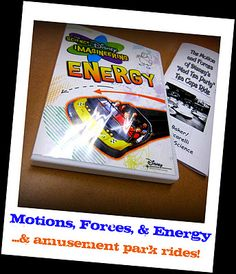 A Middle School Survival Guide: Motions, Forces, Energy...& amusement park rides!