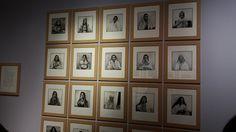 Questa è guerra! – veduta della mostra presso Palazzo del Monte di Pietà, Padova 2015