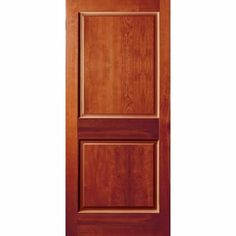 Custom 3 Panel Quarter Sawn White Oak Interior Door With Craftsman Style Painted Door Casing And