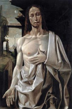 Risen Christ Michelangelo