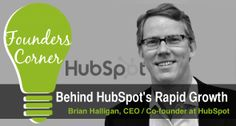 HubSpot's Brian Halligan on Startup Motivation