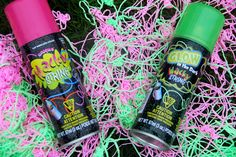 Have a silly string fight!