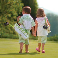 Golf is good!