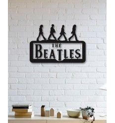 The Beatles Metal Wall Art – Emirhan Unique custom designed wall decoration product.The Beatles Metal Wall Art The Beatles Metal Poster