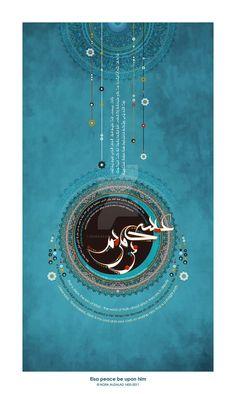 DesertRose///Eisa (Jesus) Messenger of ALLAH by NoraAlgalad on @DeviantArt