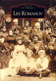 Les Romanov - Françoise Perraud