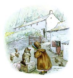 The Tale of Mrs. Tiggy-Winkle!!