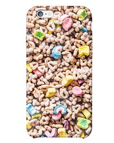 LUCKY CEREAL IPHONE CASE