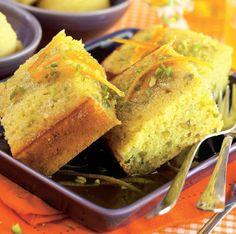 Prăjitură grecească | Retete culinare - Romanesti si din Bucataria internationala Cornbread, Ethnic Recipes, Food, Millet Bread, Meals, Corn Bread, Yemek, Sweet Cornbread, Eten