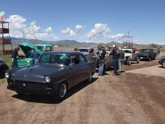 Tech inspection at the 2019 Hot Rod Dirt Drags Ford Fairlane, Hot Rods, Sad, Tech, Technology