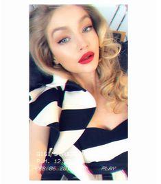 best of make up gigi hadid instagram 14