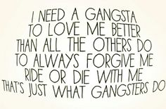 Kehlani - Gangsta This song has been on repeat along with the whole Suicide Squad album!