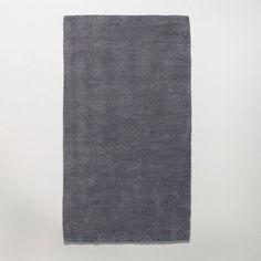 Tapis Poils Courts En Coton Vert D 39 Eau 140 X 200 Cm Wave D Co Apt Pinterest Vagues