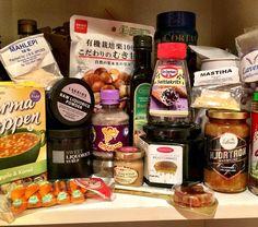 What's in a foodie's pantry anyway? #randomfood #ontheblog #thefidgetyfoodie