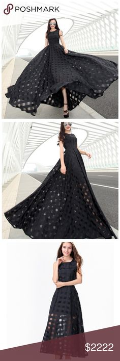 ‼️COMING SOON Black Basket Weave Full Dress ‼️‼️ PLEASE LIKE THIS LISTING TO BE NOTIFIED WHEN THIS ITEM IS LISTED ‼️‼️ Dresses