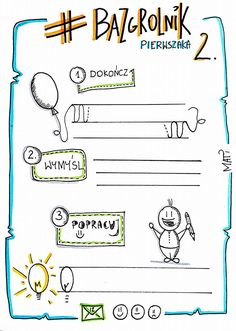 bazgrolnik pierwszaka Funnel Cake o que sao funnel cakes Educational Websites, Summer Activities, Free Printables, Funnel Cakes, Bullet Journal, Teaching, School, Kids, Therapy