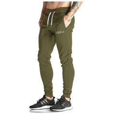 Running Impartial 2019 Autumn New Mens Jogger Sweatpants Man Running Sports Workout Training Trousers Male Gym Fitness Bodybuilding Brand Pants Professional Design Running Pants