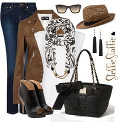 """Panama Style"" by steffiestaffie on Polyvore"