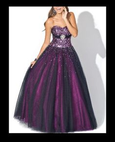 this looks like my prom dress
