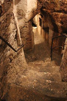 Il Ipogeo Celtico (underground cave possibly built for burials or used as a prison) - Cividale del Friuli, Italy