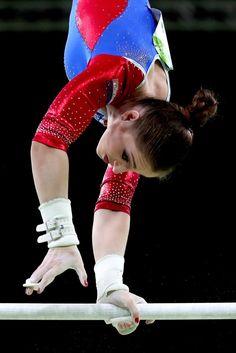 2016 Rio Olympic Games Qualifications--Aliya Mustafina