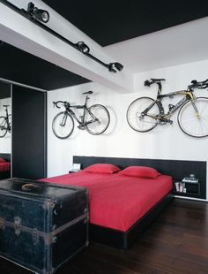 Inspire-se nestes projetos de quarto e deixe a área da cama com muito mais estilo