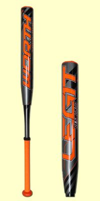 """The 2014 Worth Legit Resmondo Flex Fifty USSSA Slow Pitch softball bat is approved for play in USSSA, NSA and ISA leagues. This two-piece composite bat has a  max load swing weight and 454 Technology which extends the sweet spot 2"""" in both ways. This is the Andy Purcell & Don DeDonatis Jr. signature model. is made in the U.S.A. and comes with a 12-month manufacturer's warranty."""