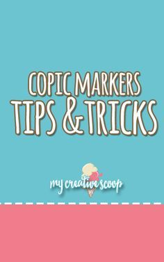 Using Copic Markers - Tips and Tricks - My Creative Scoop - What are they all about? Find out why I love them and what makes Copic Marker my number 1 choice of Marker. Copic Marker Art, Copic Pens, Copic Sketch Markers, Copic Art, Copics, Copic Markers Tutorial, Spectrum Noir Markers, Coloring Tips, Adult Coloring
