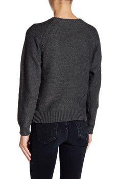 AFTER MARKET Danica Cable Knit Sweater on HAUTEBOOK  $29.97 $50.00 40% Of