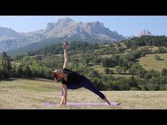 Cours de yoga matinal - dynamique & énergisant - YouTube