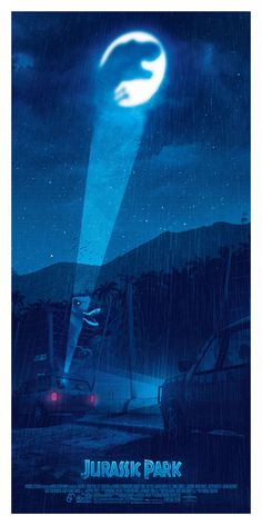 Jurassic Park by Patrick Connan