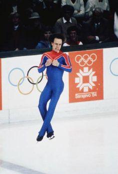 Scott Hamilton - 1984 Olympic Figure SkatingChampion  Scott Hamilton is the 1984 Olympic Men's Figure Skating Champion.