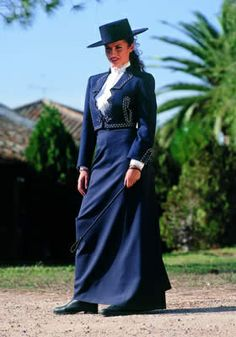 Andalusian Riding Habit