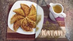 Perfect Katayef Every Time! (Middle Eastern Stuffed Pancakes)