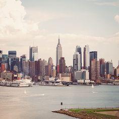 New York / photo by Jacob Santiago