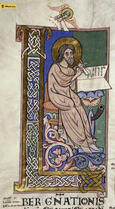 Worms Bible Германия, третья четверть 12 века Латынь Пергамент