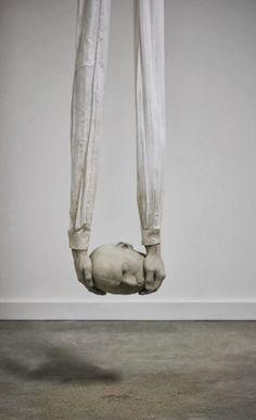 .   sculptures by robert and shana parke harrison .