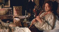 Restoration (1995) Starring: Robert Downey, Jr. as Robert Merivel. Merivel is given an estate named Bidnold in Suffolk, and Celia is installed in a house in Kew where the king can visit her secretly. Merivel lives a life of debauchery there, but also finds pleasure in restoring the house to its former beauty with the support of Will Gates, the man who runs the estate. However, things become complicated when Merivel breaks the King's cardinal rule by falling in love with Celia.