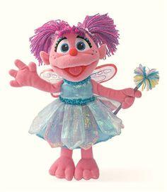 AardvarksToZebras.com - Abby Cadabby from Sesame Street® by Gund®