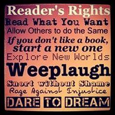 Reader's rights