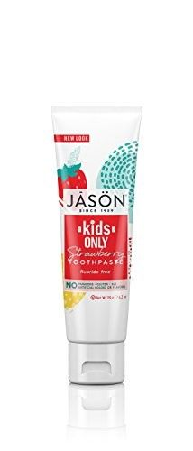 Shop for Jason Natural Products Kids Only Strawberry Toothpaste 124 Ml. Starting from Choose from the 2 best options & compare live & historic beauty prices. Best Whitening Toothpaste, Only Child, Calcium Carbonate, Teeth Cleaning, Happy Kids, 6 Years, Body Care, Make It Simple