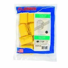 $5.95 Fi-Shock 10-Pack Electric Fence Insulator