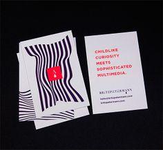Britzpetermann Business Card