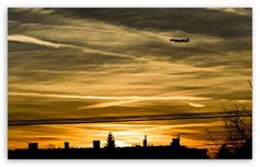 Dawn Flying Airplane Latest Wallpapers - Stylish Dp's