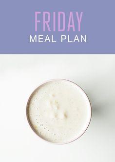 Recipes for Breakfast Parfait, Slim-Down Smoothie, Collard Green Wraps, and Hawaiian Pork Tenderloin