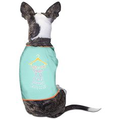 Life Is Too Short Small Dogs SleepwearPrinted T Shirts Outfit ** Want to know more, click on the image. (This is an affiliate link) #DogApparelAccessories