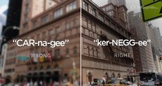 You Are Probably Mispronouncing These 32 Place Names -  #cities #language #travel