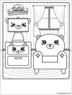 590 best shopkins images in 2019 coloring books coloring pages vintage coloring books. Black Bedroom Furniture Sets. Home Design Ideas